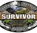 Survivor ORG 20: Mount Yasur
