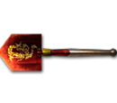 Field Shovel-Red Dragon