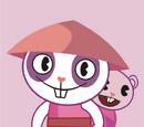Mamá y Bebé Panda