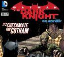 Batman: The Dark Knight: Ciclo de violencia