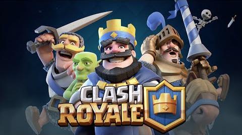 Clash Royale Enter the Arena