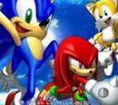 Chansons de Sonic Heroes