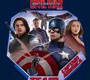 Captain America : Civil War/Galerie