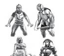 Rejected Ganado designs