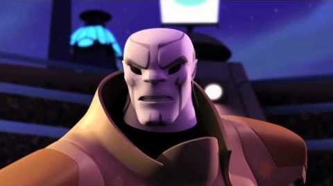 "Green Lantern Animated Series ""Heir Apparent"" (Clip 2)"