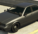 Unmarked Cruiser