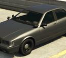 Unmarked Cruiser