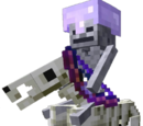 Jinete esqueleto