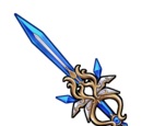 Sea Drake Sword (Gear)