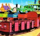 Arlesdale Railway Coaches