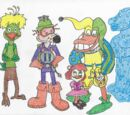 Heroes of the Negaverse
