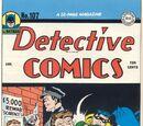 Detective Comics Vol 1 107