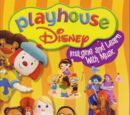 Playhouse Disney Imagine and Learn With Music
