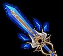 Sea Drakelord Sword (Gear)