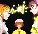Folge 547: Kirara to Aidoru! Atsu~i Donattsu Batoru!
