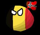 Nazi Belgium and Northern Franceball