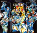 Rockman X Mega Mission (series)