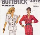 Butterick 4072 C