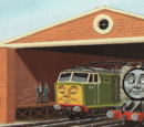James and the Diesel Engines/Gallery