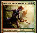 Mina and Denn, Wildborn