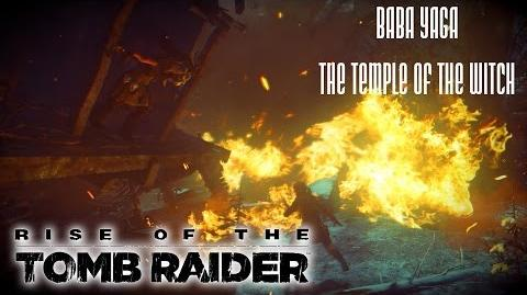 Rise of the Tomb Raider - Baba Yaga - The Temple of the Witch DLC Walkthrough No Commentary