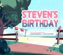Stevens Geburtstag