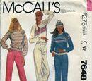 McCall's 7648 A