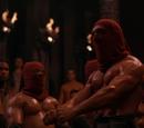 Personajes secundarios de Mortal Kombat (Película)
