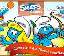 Os Jogos Smurf