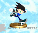 Jotex the Speedior