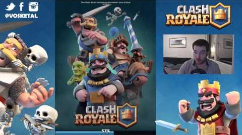 CLASH ROYALE ALORS CET UPDATE ? TRIPLE FAILS