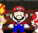 Retarded64: A Theatre Mario.