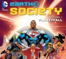 Earth 2: Society: Planetfall (Collected)