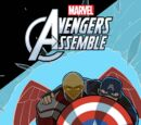 Marvel Universe Avengers Infinite Comic Vol 1 1