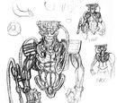 Cyborg Elite Guard