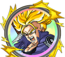 Awakening Medals: Warrior's Mark (SS Trunks)