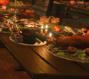 The Witcher 3 food and drinks