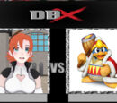 Nora Valkyrie vs King Dedede