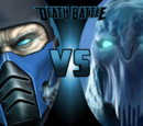 'Killer Instinct vs Mortal Kombat' themed Death Battles