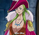 Olive (One Piece)
