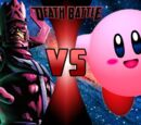 Kirby vs Galactus