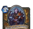 Druid of the Saber