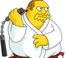Kung Fu Comic Book Guy