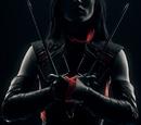 Elektra's Twin Sai
