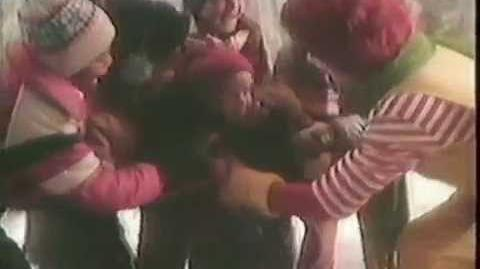 1983 McDonald's Christmas Commercial
