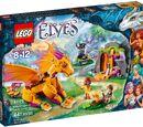 41175 Fire Dragon's Lava Cave