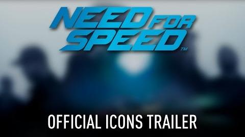 Need for Speed Icons Trailer PC, PS4, Xbox One