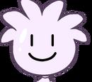 Globo de Puffle Blanco