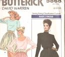 Butterick 5868 B