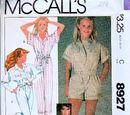 McCall's 8927 B